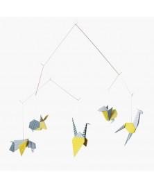 Kidivist - Mobile Origami