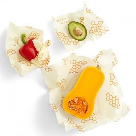 Bee's Wrap - Assortiment de 3 emballages