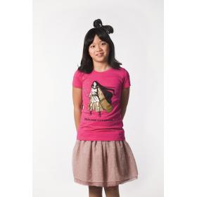 Josette la chouette - Coton BIO - T-shirt
