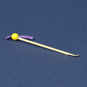 Lamazuna - Oriculi nettoyeur d'oreilles en bambou (coloris aléatoire)