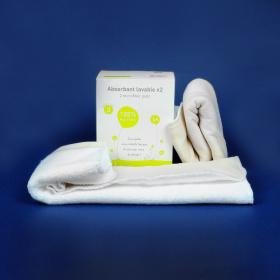 Insert microfibre pour couche lavable - Hamac