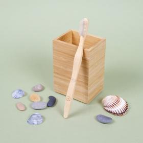 Brosse à dents en bambou - Joli Monde