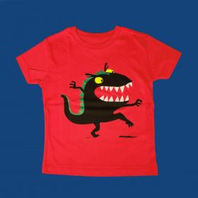 Coton BIO - T-shirt - Josette la Chouette