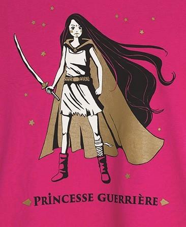 Princesse guerrière