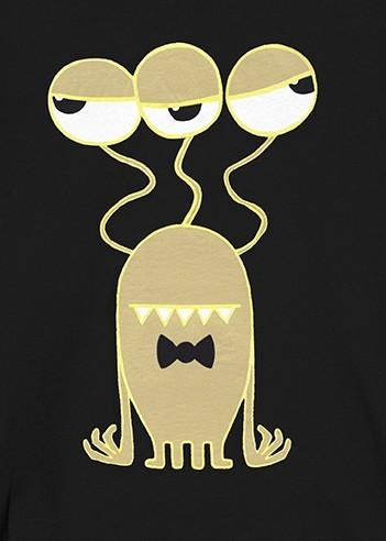 Monstre jaune