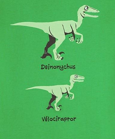 Dino vert