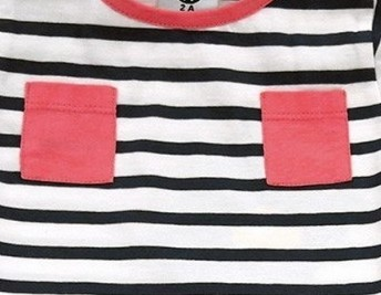 Tee-shirt Bateau