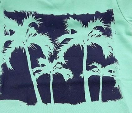 Tee-shirt Palmbeach