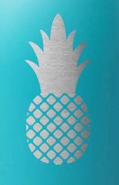 Bleu Ananas