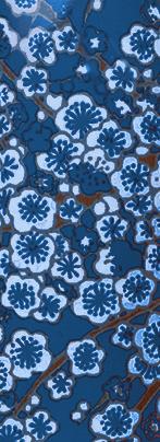 Flowers Bleu